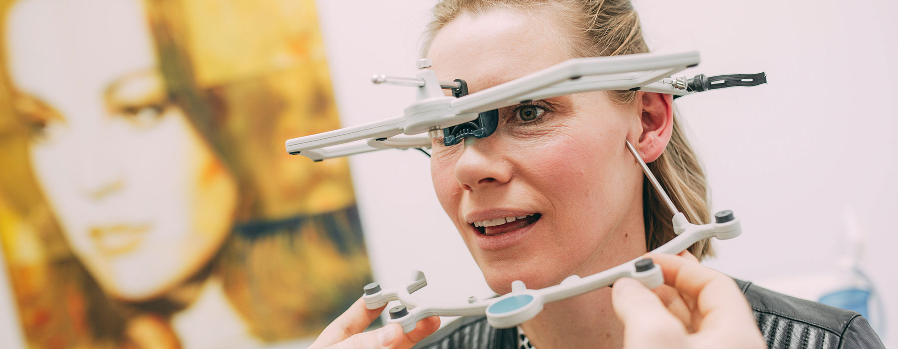 Kieferfunktionsanalyse beim Zahnarzt in Frankfurt
