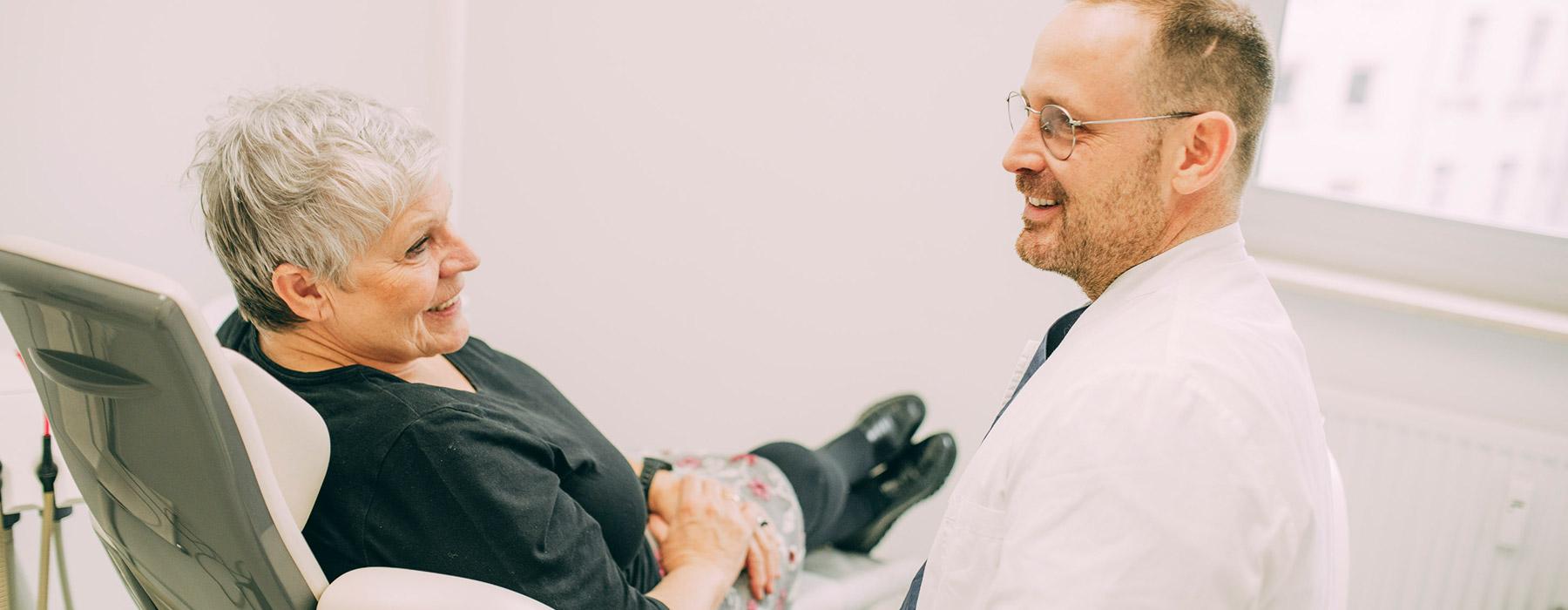 Zahnästhetik für schöne Zähne in jedem Alter in Frankfurt
